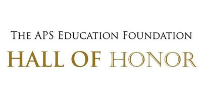 APS Hall of Honor Logo
