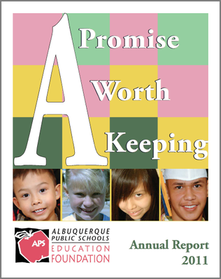 Click to view the 2011 APS Education Foundation Annual Report