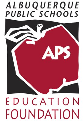 APS Foundation Logo Vertical