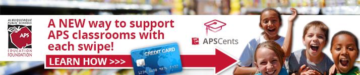 APS Cents Banner