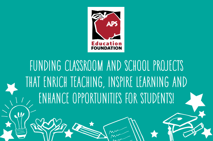 Funding classroom and school projects that enrich teaching, inspire learning and enhance opportunities for students.
