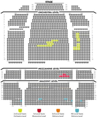 Lion King Seating 10 04