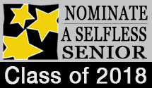 Nominate a Selfless Senior