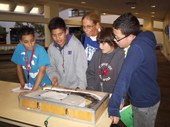 Wilson MS 6th graders at NMMNHS