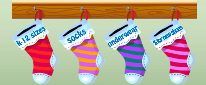 Sock and Underwear Drive