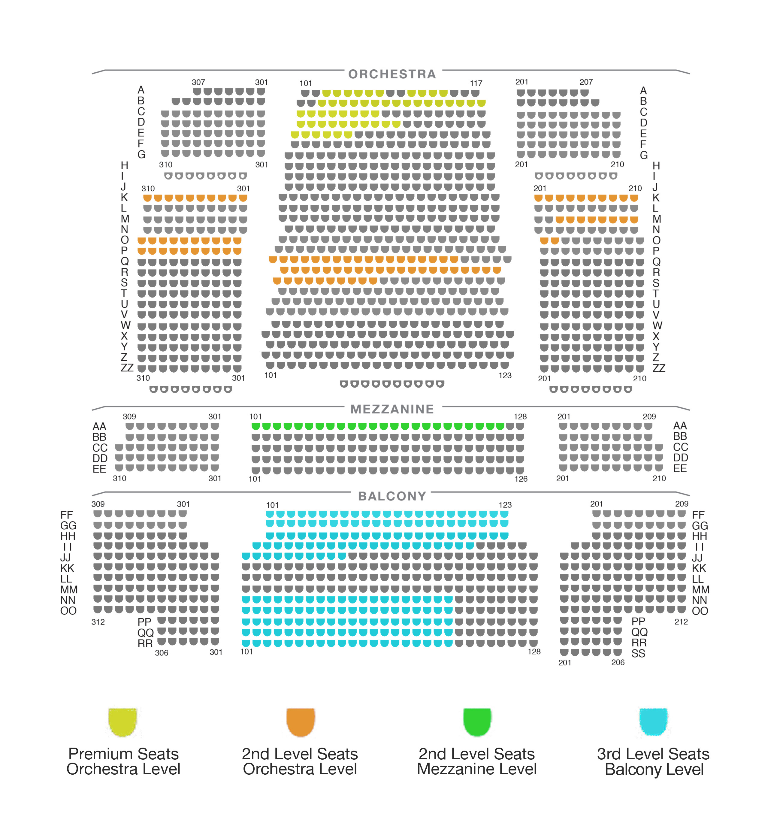 Popejoy seating for war horse