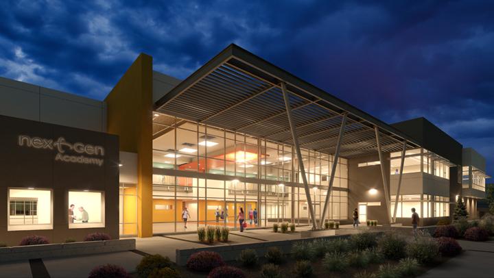 Classroom Design Architecture ~ Design and building awards — albuquerque public schools