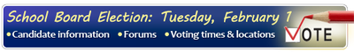 Click to get school board election information!