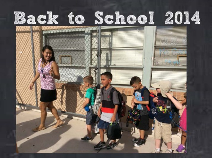 Back to School pic 8-13