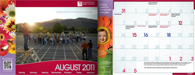 Check out our interactive wall calendar