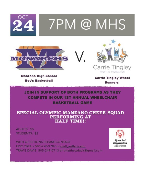 MHS Wheelchair Basketball
