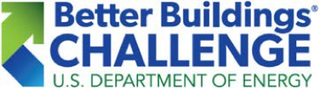 """Logo for the U.S. Department of Energy """"Better Buildings Challenge"""""""