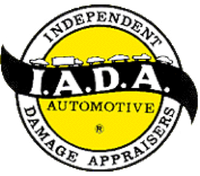 "Logo for IADA, the ""Independent Automotive Damage Appraisers"""