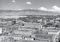 Downtown Albuquerque, Circa 1940