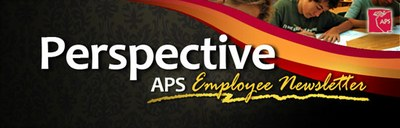 Perspective Employee Newsletter Banner