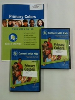 Connect with Kids Primary Colors