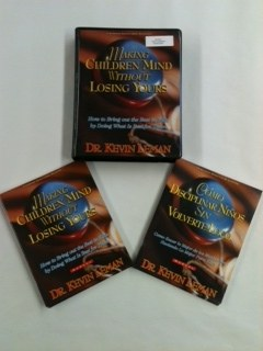 Making Children Mind with out Losing Yours DVD