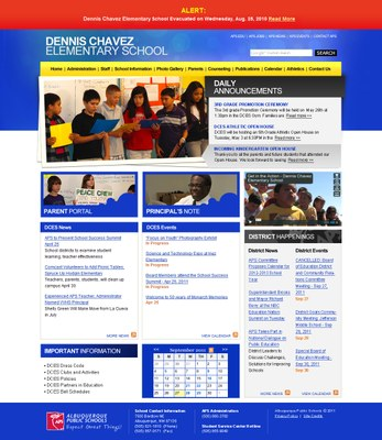 School Site Design - Elementary